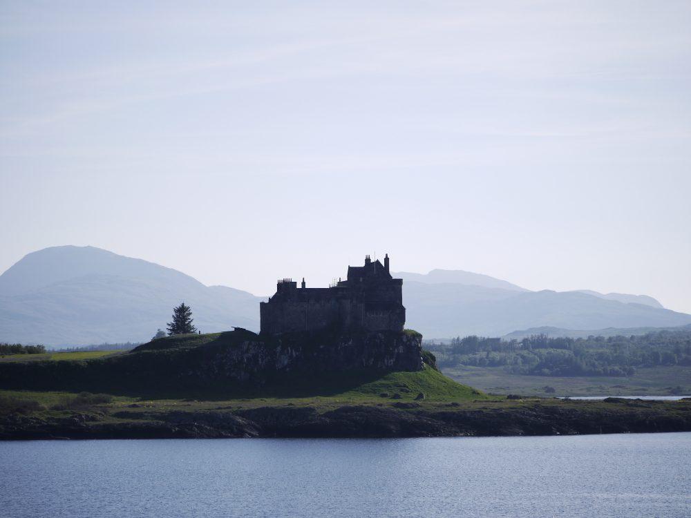Duart Castle auf der Isle of Mull in Schottland - (c) Jasmin Grigutsch